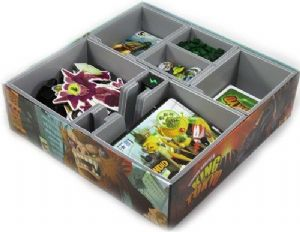 Folded Space: King of Tokyo Insert